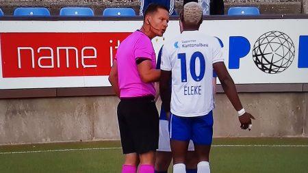 Calciomercato, poco considerato a Lucerna, Blessing Eleke potrebbe ricongiungersi presto con René Weiler