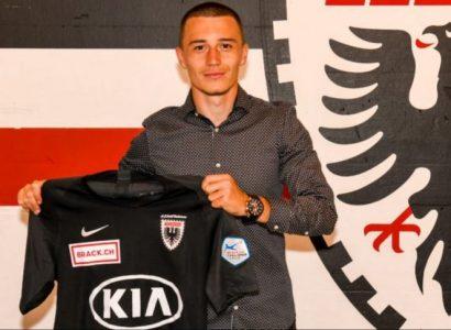 Calciomercato, l'Aarau ingaggia il teenager kosovaro Liridon Balaj: potrà già giocare questa sera a Chiasso