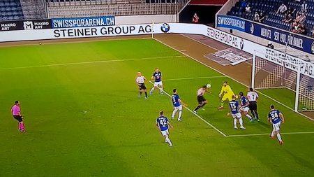 UEL, Vaduz malmenato e a picco con l'Eintracht, Lucerna senza chance con l'Espanyol