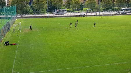 Lugano, quale sarà il futuro prossimo degli «esuberi» (che si stanno allenando a parte) in casa bianconera?