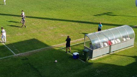 2LI, Lugano U21, mister Cocimano: «Il Coira era alla nostra portata, in dieci minuti abbiamo gettato al vento il successo»