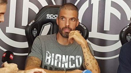 RSL, San Gallo-Lugano, Fabio Celestini: «Cosa mi attendo dai biancoverdi? Tanta pressione dal primo all'ultimo secondo»