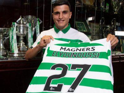 Calciomercato, passo in avanti nella carriera dell'ex basilese Mohamed Elyounoussi: per un anno sarà uno dei Bhoys