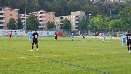 2LI, il Lugano U21 esce nella ripresa e travolge come da pronostico lo United ZH