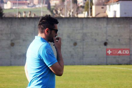 2L, SC Balerna, mister Pichierri, preparazione complicata, amichevoli dure ma allenanti, lavoreremo per essere pronti