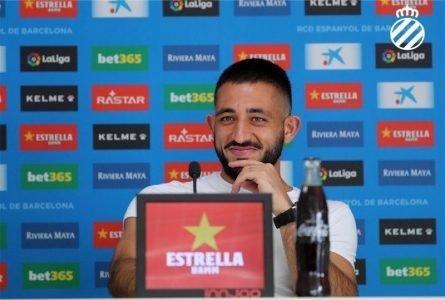UEL, Espanyol-Lucerna, Matías Vargas: «Sarebbe un grave errore pensare che la doppia sfida sia già chiusa…»