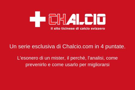 L'esonero di un mister, nuova serie web di Chalcio.com in 4 puntate