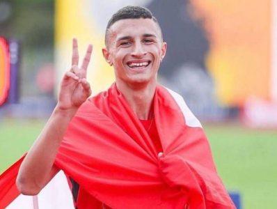 Cresciuto nel Team Ticino, vince i 400 metri di atletica, grande esempio di crescita sportiva