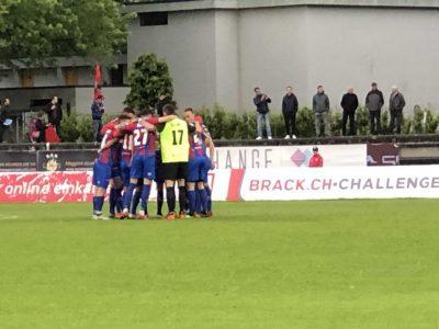 HCS,  Coppa Svizzera amarissima per il Chiasso. KO a Bulle