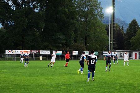3L-2: Semine sconfitto 4-2 nell'amichevole contro l'Ascona di Dos Santos
