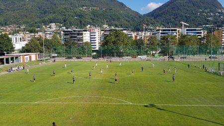 Lugano, la U21 tiene in scacco la prima squadra per un tempo, poi Rodríguez decide da solo il test in famiglia