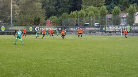 1L, il Paradiso sbatte contro la traversa colpita da Čalić: con il Linth di Thrier finisce 0-0
