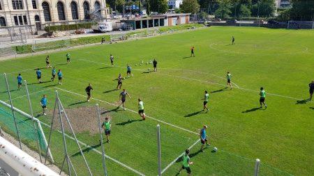 Lugano, il gruppo «riabbraccia» il nazionale Sandi Lovrić, mentre Francísco Rodríguez è ancora ai box