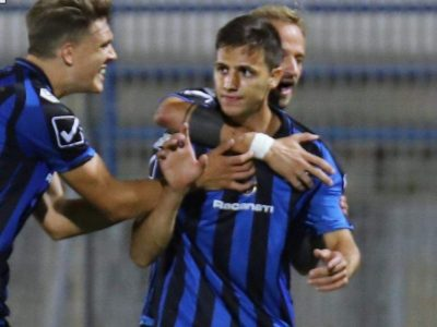 Coppa Italia Serie C, Carlo Manicone subito a segno: la sua rete promuove il Bisceglie al turno successivo