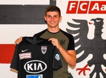 Calciomercato, l'Aarau blinda il teenager Joël Bonorand con la sottoscrizione di un accordo triennale