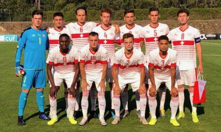 Elite League U20, 1ª giornata: la Svizzera tenta la fuga con il doppio vantaggio, ma il Portogallo risponde e la riprende