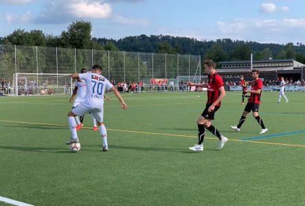 Amichevoli, il 40° giubileo del Wettswil-Bonstetten non ha vincitori né vinti: la sfida con lo Zurigo termina 1-1