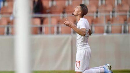 BCL, un gol ogni 87 minuti: ecco la stagione da sogno finora disputata dal 20enne attaccante losannese Andi Zeqiri