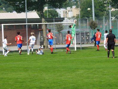 Team Ticino, decisamente meglio! Bella vittoria della U18 contro il Lucerna
