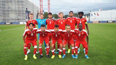 Nazionale Under 19, secca sconfitta per la Svizzera di Johann Vogel nella prima di due sfide esterne in terra slovena