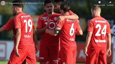 1LP, Rapperswil-Jona vs Bellinzona, le azioni principali della partita (video)