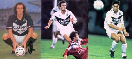 Lugano in Europa, puntata 2, dal 1971 ad oggi, battuto l'Inter a Milano!