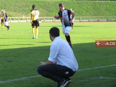 2LI, Mendrisio, mister Tami, reazione esemplare dei ragazzi, bella vittoria contro una grande squadra