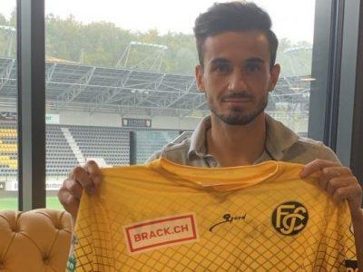 Calciomercato, doppia operazione di inizio ottobre per lo Sciaffusa: riabbracciato Bujar Lika e salutato Jovan Rether