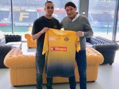 Calciomercato, liberato dal Wil in estate il talentuoso centrocampista rossocrociato Magnus Breitenmoser riparte da Sciaffusa