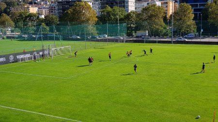 Lugano, come nel calcio anche il clima torna sereno dopo una giornata grigia