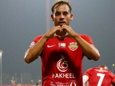 UAE-1, Davide Mariani di nuovo a segno al caldo di Dubai: e con questo gol raggiunge quota due sigilli in quattro giornate