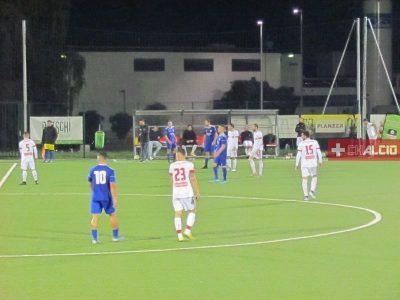 3L, il Collina d'Oro vince il big-match contro l'Agno (video delle reti) e lo raggiunge al secondo posto