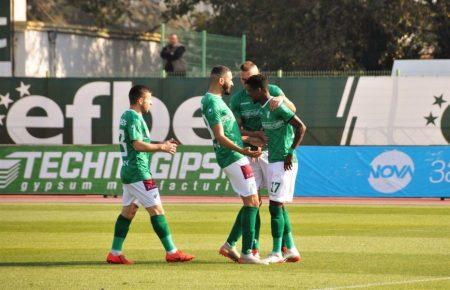 BUL-1, dopo quattro gare di assenza dal tabellino Zoran Josipović torna a gonfiare la rete per suggellare il successo del Beroe