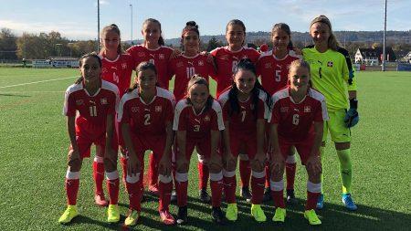 Nazionale Svizzera U16 femminile, una doppia importante lezione impartita dalla Germania nel lasso di tempo di sole 48 ore
