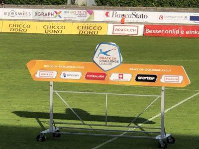 BCL, Continua la striscia negativa del Chiasso sconfitto a Winterthur.
