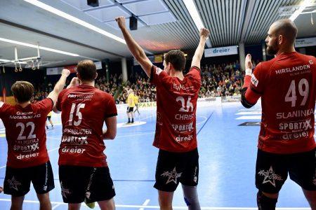 BCL, per una sera ad Aarau si uniscono calcio e pallamano: e l'«alleanza» porta bene alla società ospitante