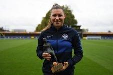 Calcio femminile, Ramona Bachmann insignita con il premio di giocatrice svizzera dell'anno solare 2019