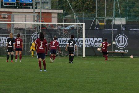 Coppa Svizzera femminile, si ferma agli ⅛ l'avventura delle giovanissime bianconere: il Servette le declassa, vincendo con un agevole 11-0!