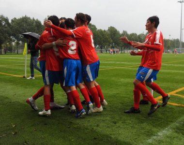 Team Ticino, U15 Academy 8 reti, peccato per la U15