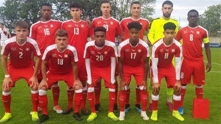 Nazionale Svizzera U18, anche il secondo test con la Danimarca si chiude in parità: dal 2-2 si è passati all'1-1