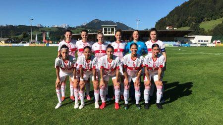 Nazionale femminile Under 19, debutto riuscito alla perfezione: la Svizzera domina e surclassa la Lettonia