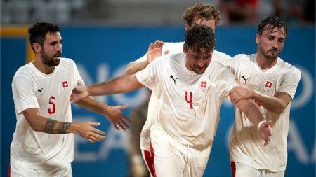 Beach Soccer, la Svizzera concede il bis e dopo gli Emirati Arabi Uniti supera, più nettamente, anche il Marocco