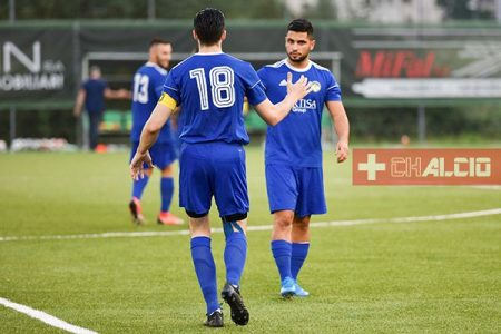 Coppa Ticino: Sementina, Balerna, Ascona e Cadenazzo agli ottavi di finale
