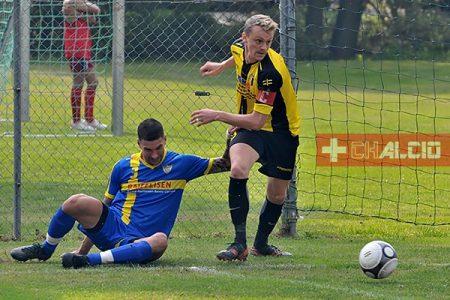 3L-1: Ligornetto-Melide 2-0, gialloneri belli e concreti, Melide un'altra occasione persa