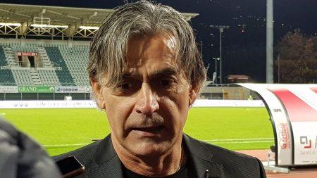 Lugano, Maurizio Jacobacci: «Ora mi attendo più vivacità, ma i ragazzi sono più freschi e le loro gambe rispondono meglio»