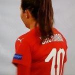 Nazionale femminile A, grazie all'hat-trick calato martedì Ramona Bachmann si avvicina al mezzo centone di sigilli