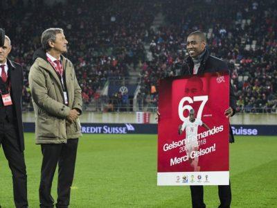 GER-1, Gelson Fernandes: «Al momento gioco e mi sento benissimo, ma l'anno prossimo compirò 34 anni…»