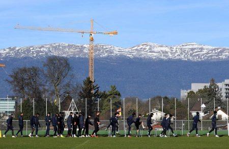 RSL, mancano tre partite alla fine dell'andata e il Servette ha già ufficializzato il programma della preparazione invernale