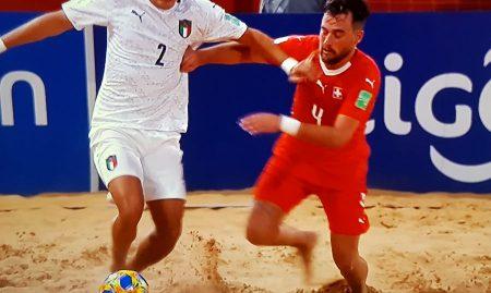 Beach Soccer, beffa atroce per la Svizzera: l'ultimo tiro all'ultimo millesimo di secondo elimina la Nati ai ¼!