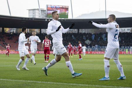RSL, Zurigo-Sion, le entusiaste reazioni dello spogliatoio tigurino dopo la conquista del terzo successo consecutivo